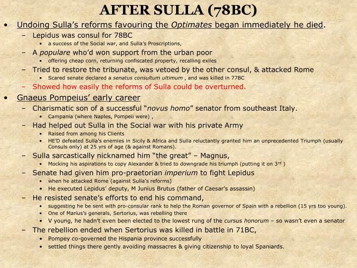 After sulla 78bc