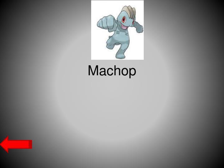 Machop