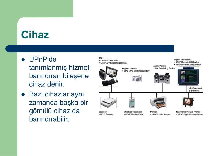 Cihaz