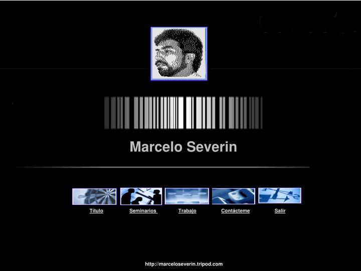 Marcelo severin