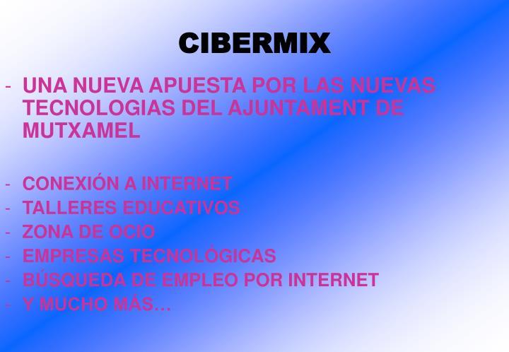 CIBERMIX