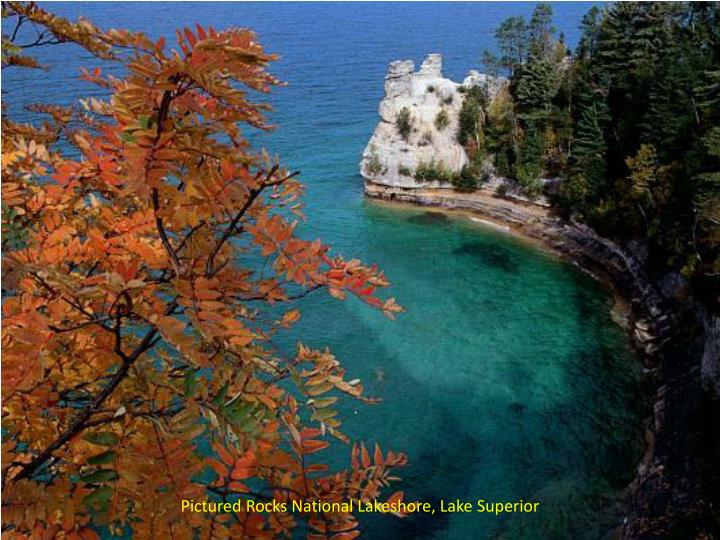 Pictured Rocks National Lakeshore, Lake