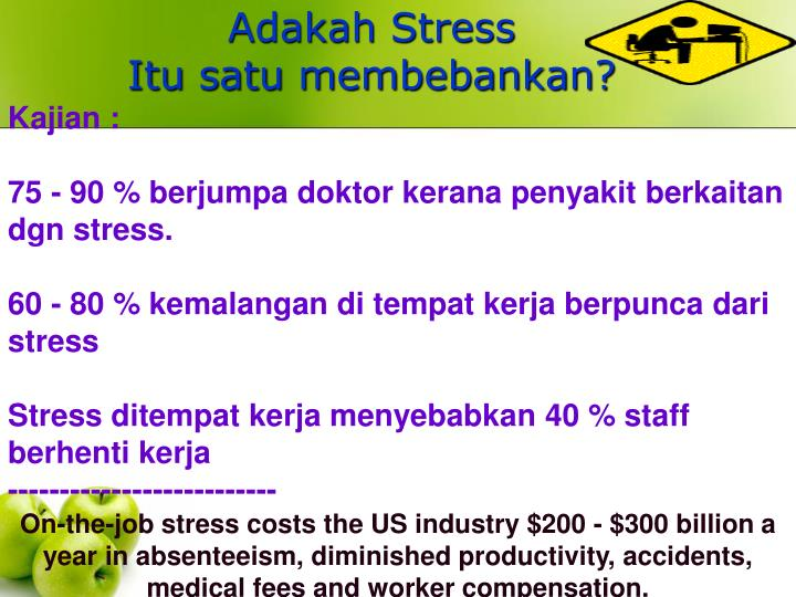 Adakah Stress