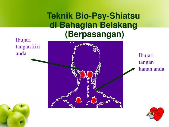 Teknik Bio-Psy-Shiatsu