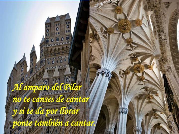 Al amparo del Pilar