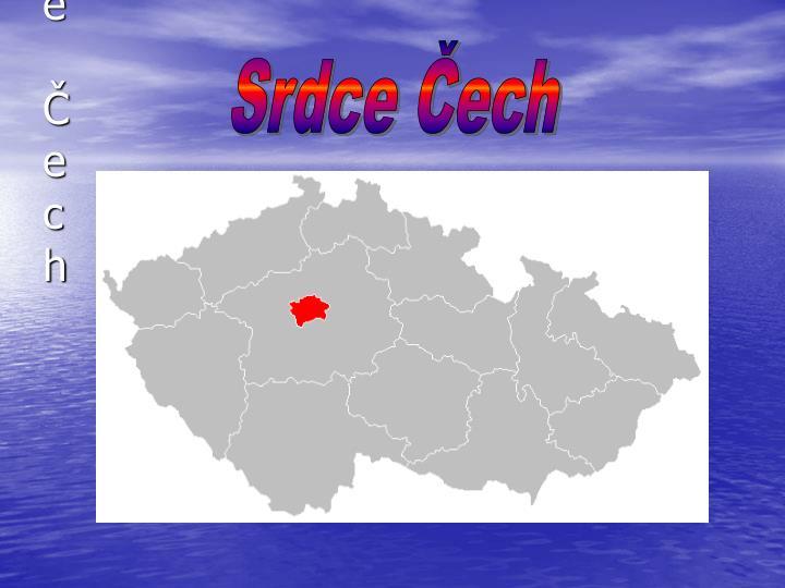 Srdce Čech