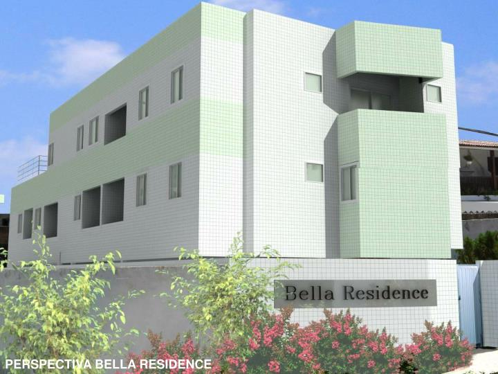 PERSPECTIVA BELLA RESIDENCE
