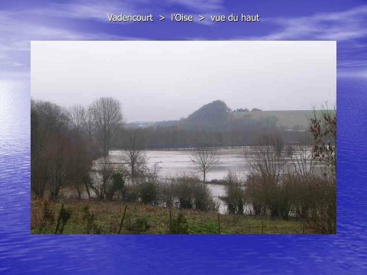 Vadencourt  >  l'Oise  >  vue du haut