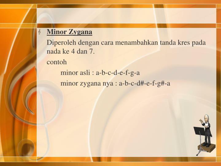 Minor Zygana