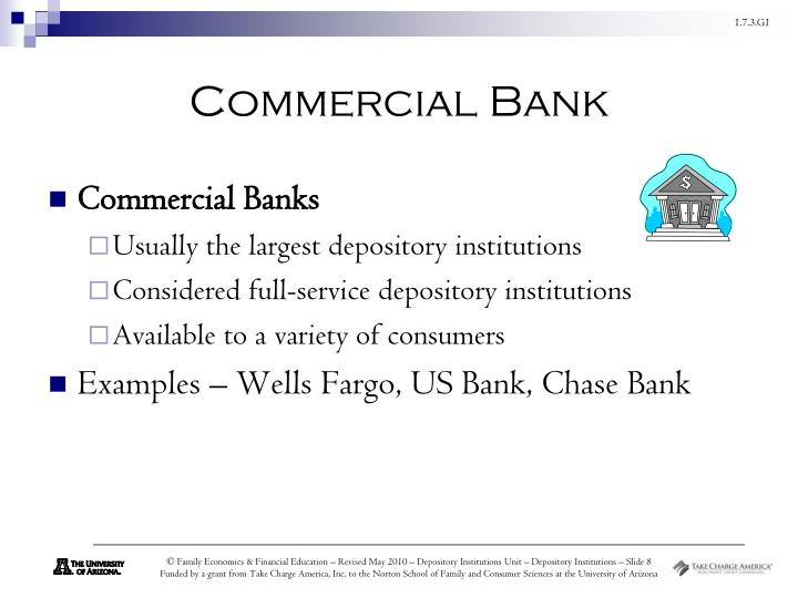 Commercial Bank