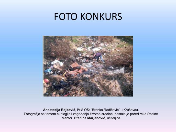 FOTO KONKURS