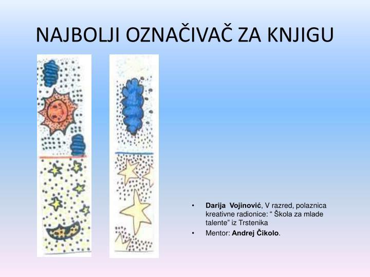 Darija  Vojinović