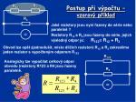 postup p i v po tu vzorov p klad1