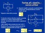 postup p i v po tu vzorov p klad2