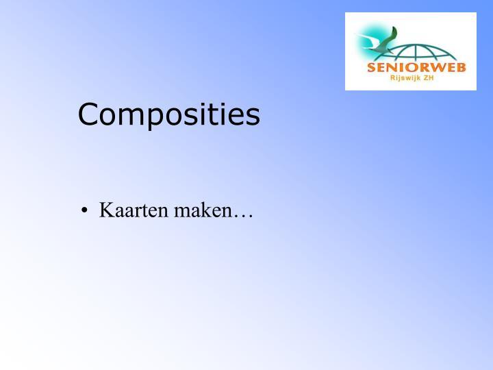 Composities