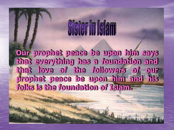 Sister in Islam