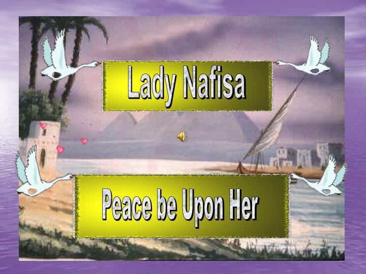 Lady Nafisa