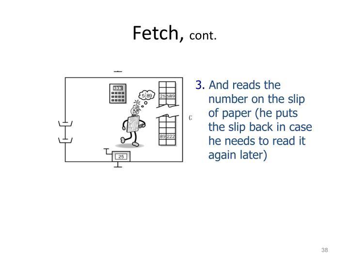 Fetch,