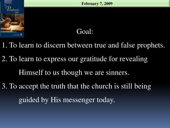 February 7, 2009