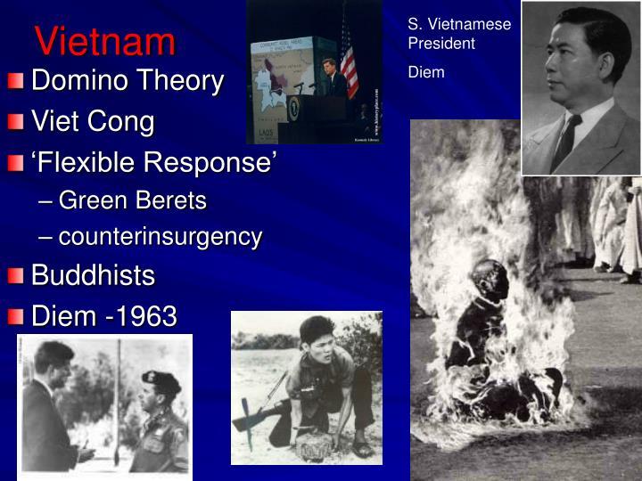 S. Vietnamese President