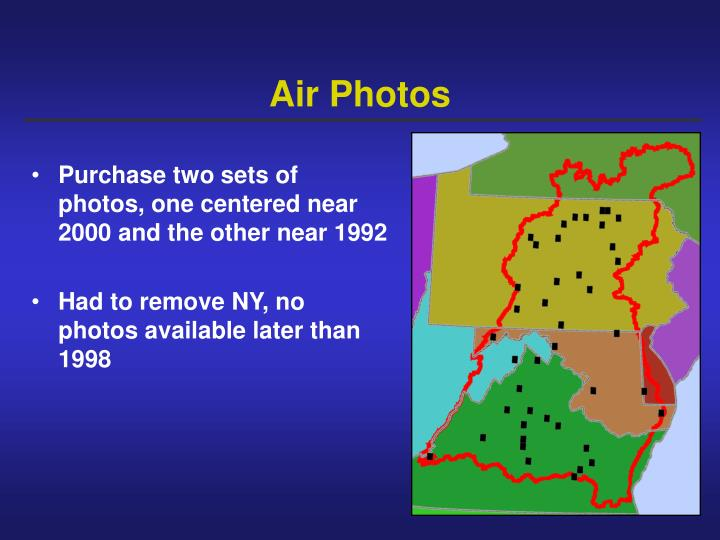 Air Photos