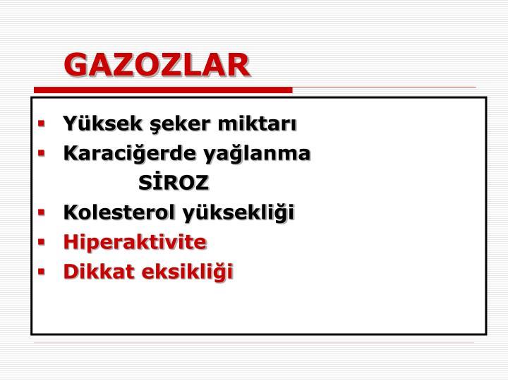 GAZOZLAR