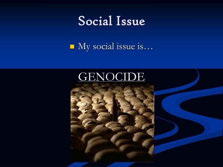 Social Issue