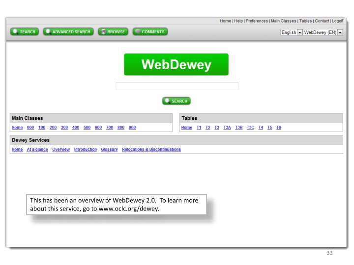 www.oclc.org/dewey