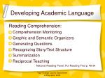developing academic language1
