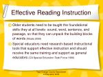 effective reading instruction1