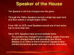 speaker of the house1