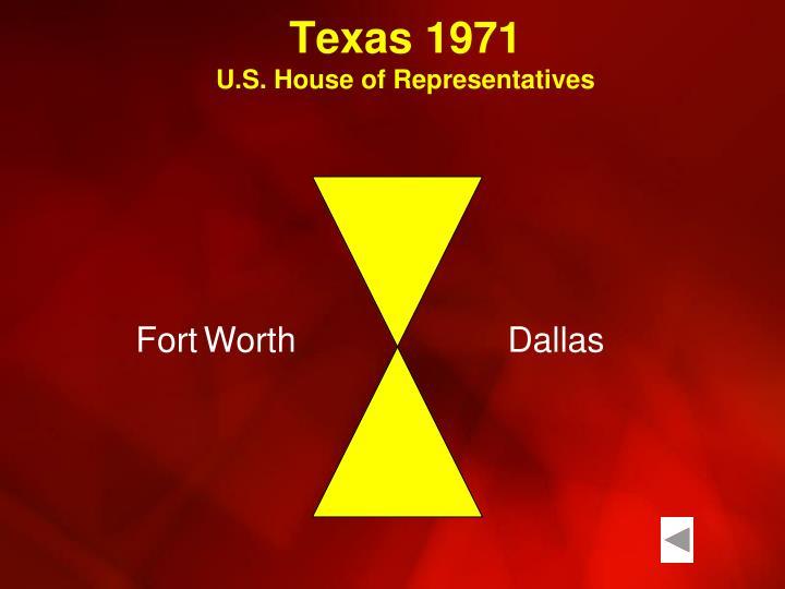 Texas 1971