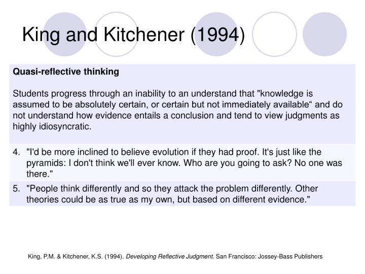King and Kitchener (1994)