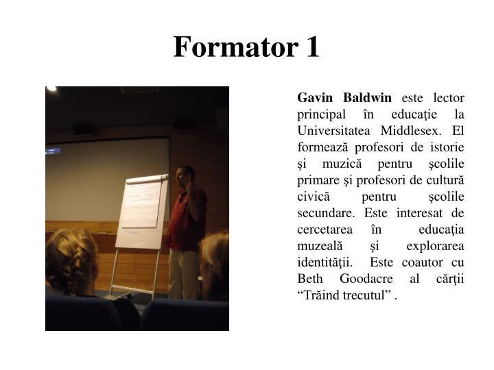 Formator 1