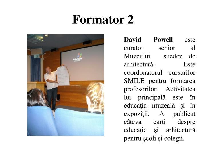 Formator 2