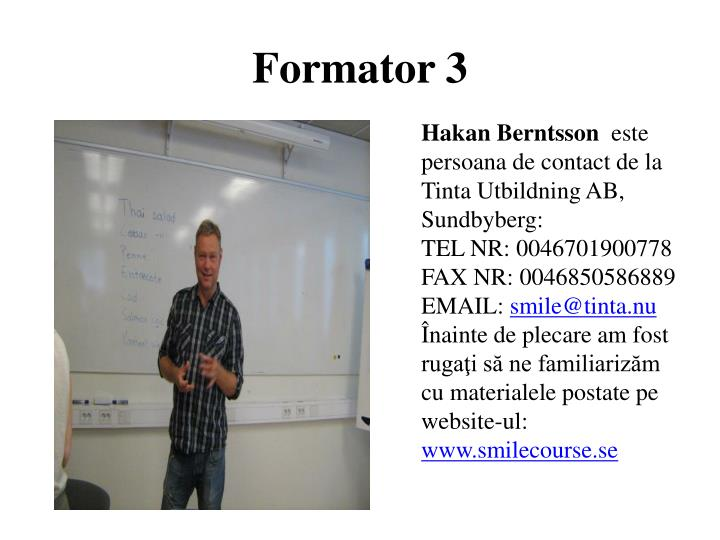 Formator 3