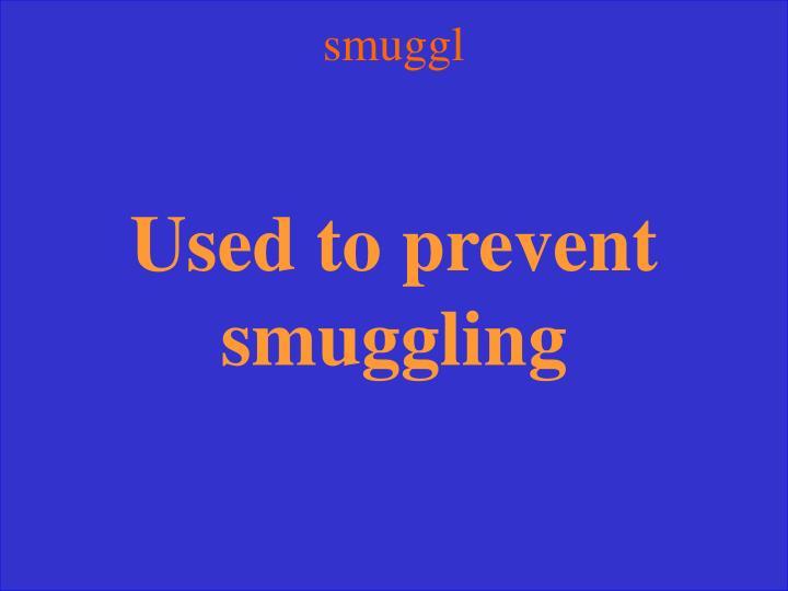 smuggl
