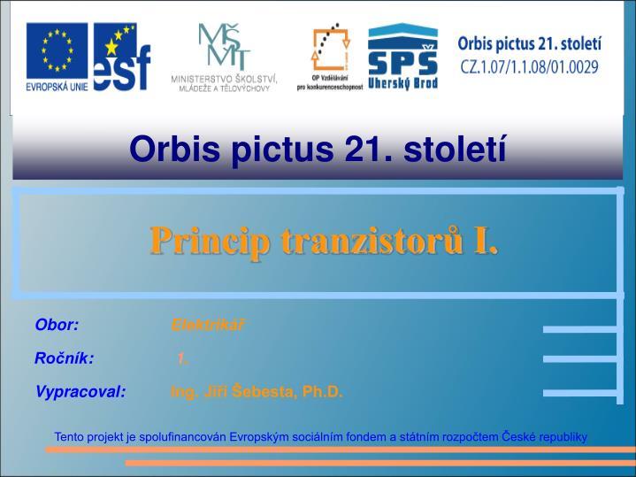 Orbis pictus 21. století