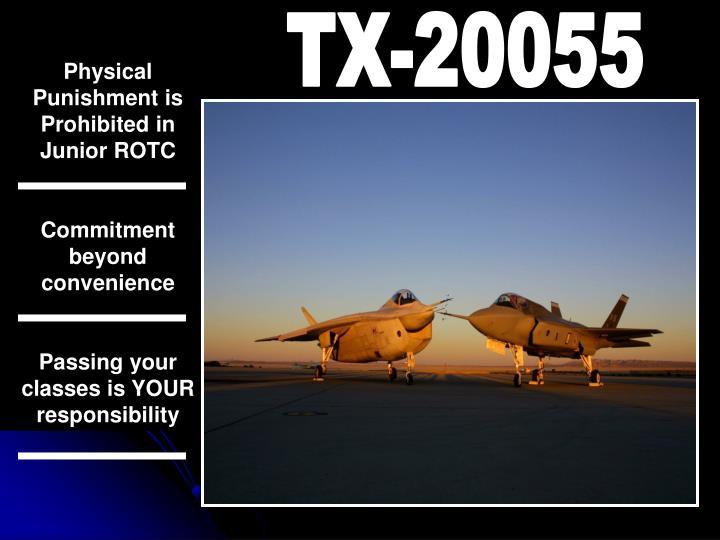 TX-20055