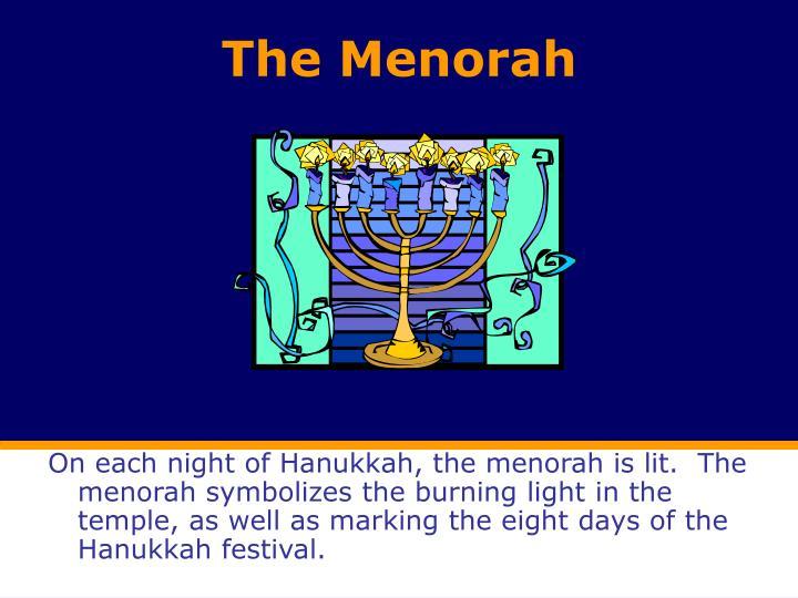 The Menorah