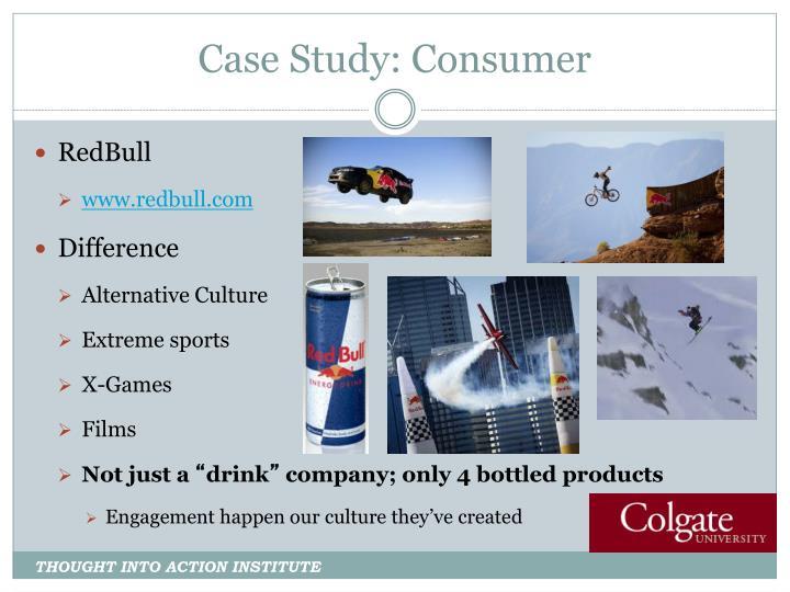 Case Study: Consumer