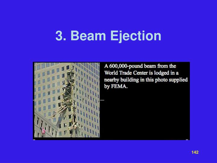 3. Beam Ejection