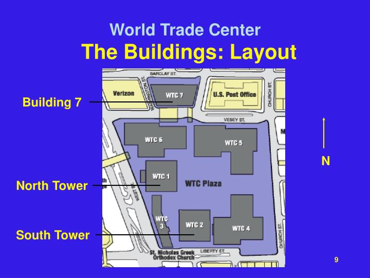 The Buildings: Layout