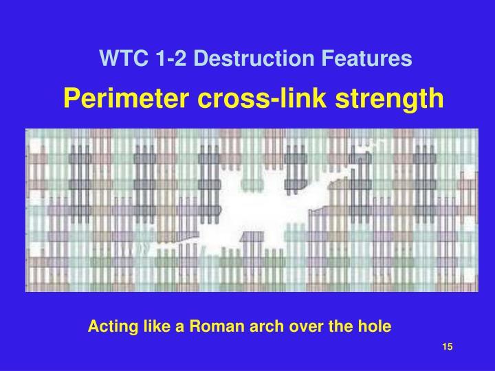 WTC 1-2 Destruction Features