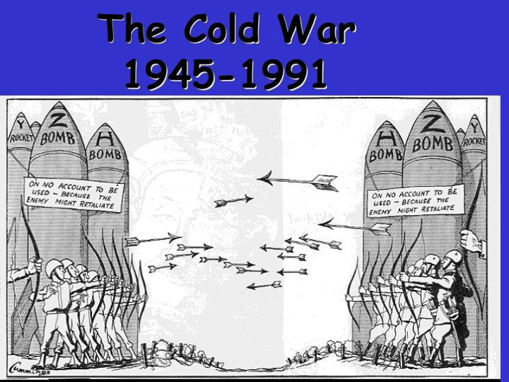 the cold war 1945 1991