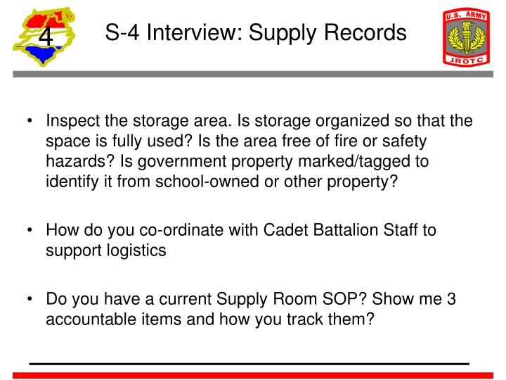 S-4 Interview: Supply Records