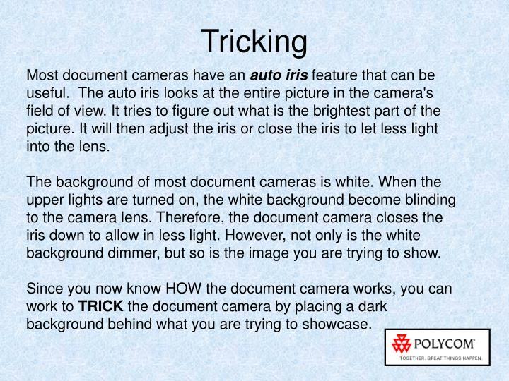 Tricking