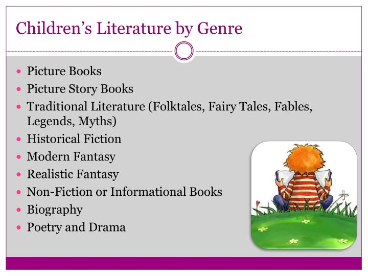 Children's Literature by Genre