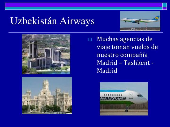 Uzbekistán Airways