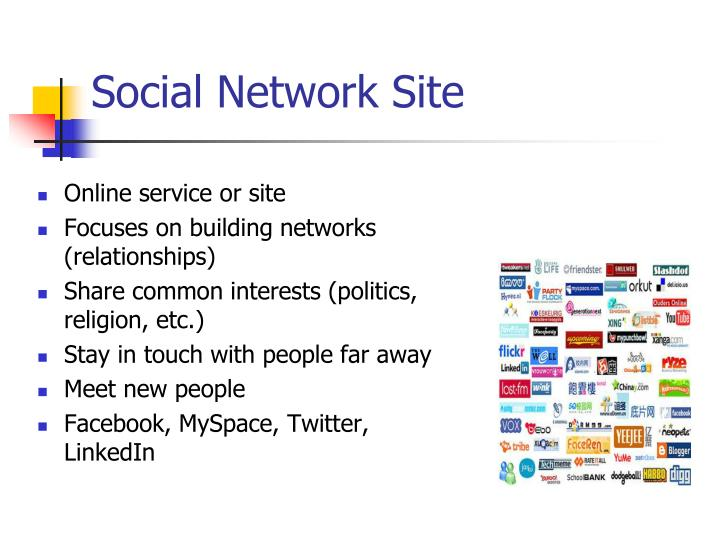 Social Network Site